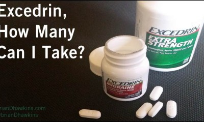 How Many Excedrin Can I Take?