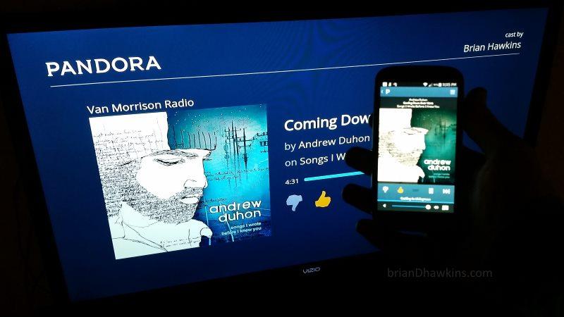 Pandora Music App