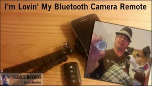 Geeking Out On Cheap Tech – The Bluetooth Camera Remote