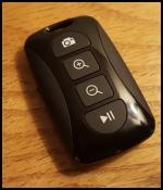 Phone camera remote fob