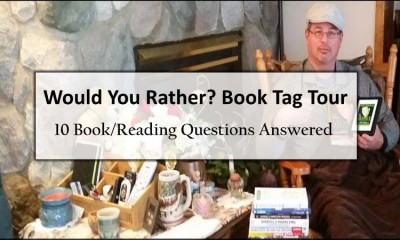 Would You Rather? Book Tag Tour