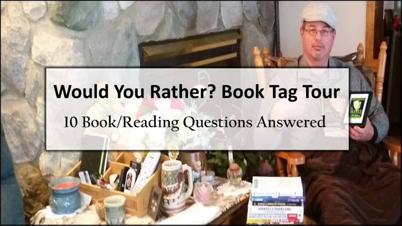 10 Book/Reading Questions Answered