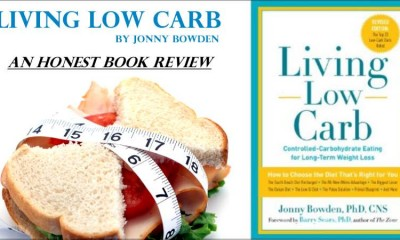 Book Review - Living Low Carb: Controlled-Carbohydrate Eating for Long-Term Weight Loss