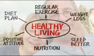Brian and Kim Hawkins - healthy living