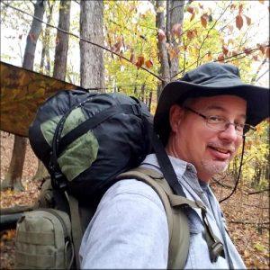 Brian D. Hawkins Hiking