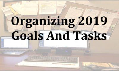 Organized Desk - Featured