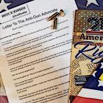Gun Control: A Letter To The Anti-Gun Advocate