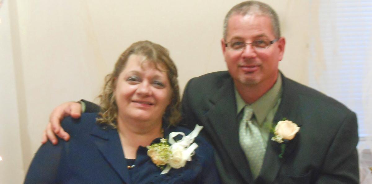 Brian and Kim Hawkins