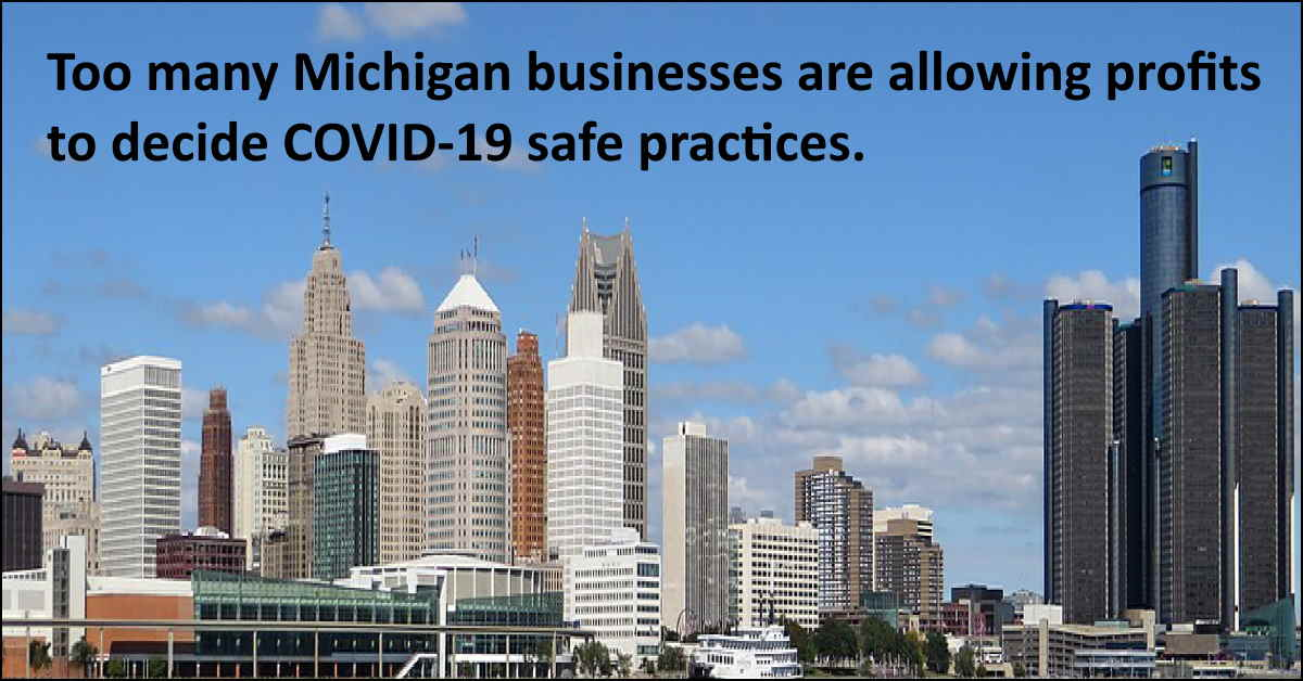Many Michigan Businesses Should Be Ashamed Of Themselves