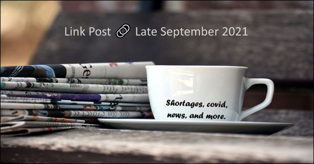 Featured Image - Link Post - Late September 2021