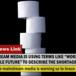 """THE MAINSTREAM MEDIA IS USING TERMS LIKE """"WORSENING"""" AND """"FORESEEABLE FUTURE"""" TO DESCRIBE THE SHORTAGES 🔗"""