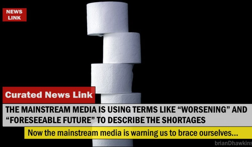Featured Image - Media Warns Of More Shortages