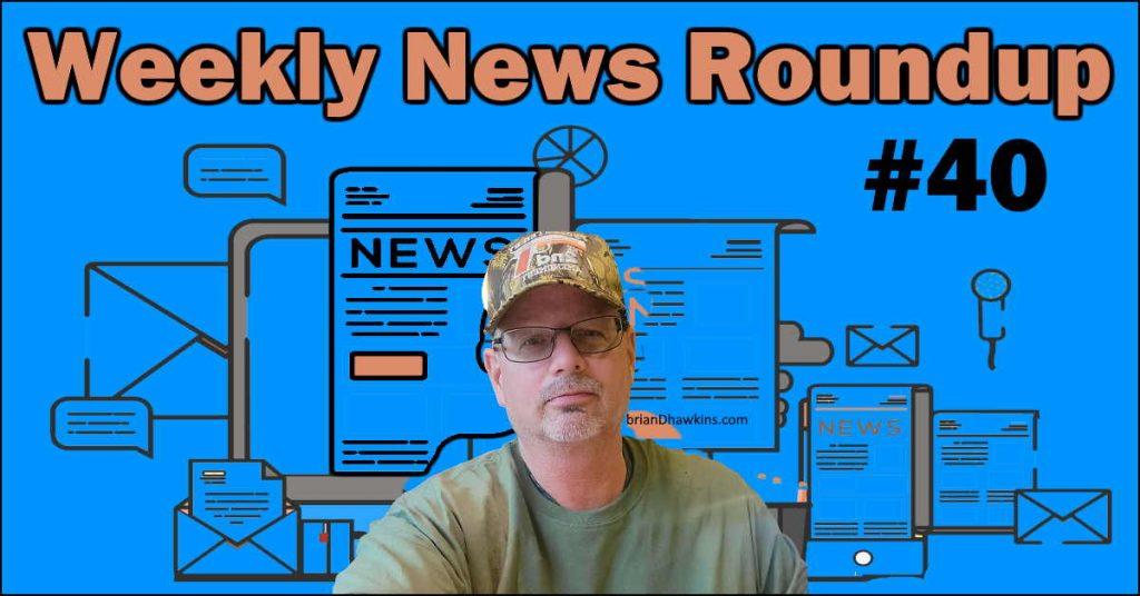 Image - Weekly News Roundup #40
