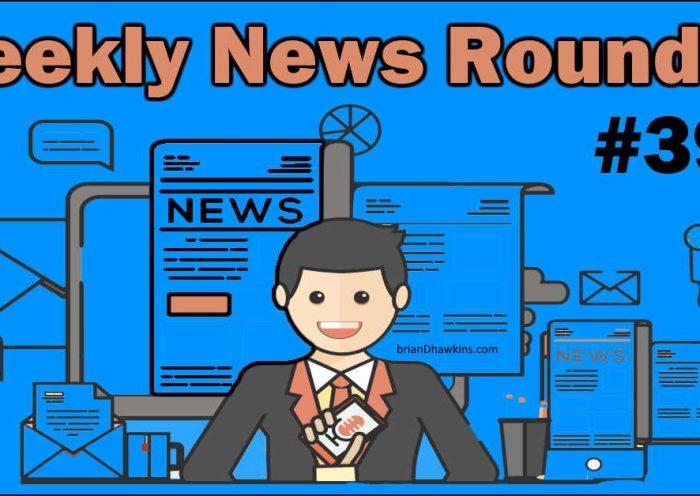 Image - Weekly News Roundup #39